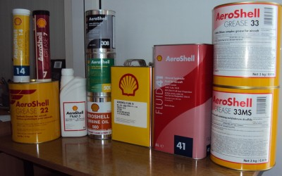 Aeroshell Aviation Lubricants
