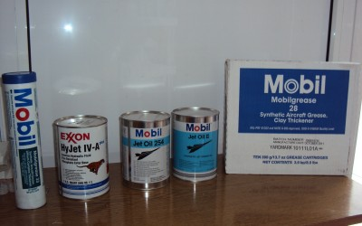ExxonMobil Aviation Lubricants