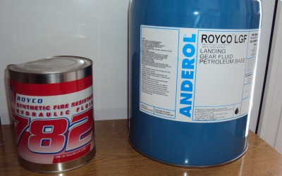 Royco Aviation Lubricants